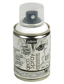 DECOSPRAY 100ML WHITE