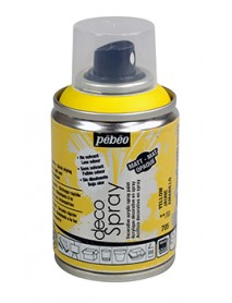 DECOSPRAY 100ML YELLOW