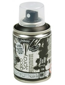 DECOSPRAY 100ML BLACK