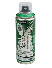 DECOSPRAY 200ML CHRISTMAS GREEN