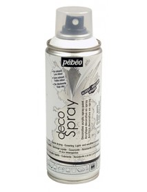 DECOSPRAY 200ML GLOSS WHITE