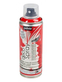 DECOSPRAY 200ML GLOSS RED