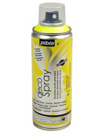 DECOSPRAY 200ML FLUO YELLOW