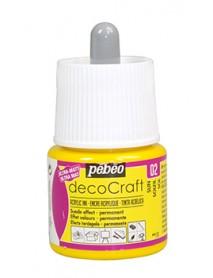 ACRYLIC INK DECOCRAFT 45ML SUN