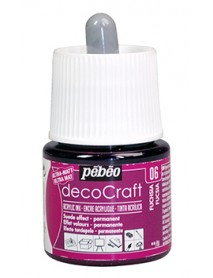ACRYLIC INK DECOCRAFT 45ML FUCHSIA