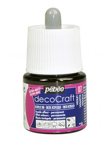 ACRYLIC INK DECOCRAFT 45ML VIOLET