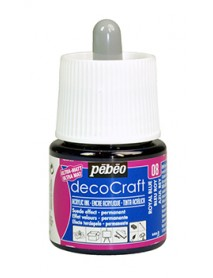 ACRYLIC INK DECOCRAFT 45ML ROYAL BLUE