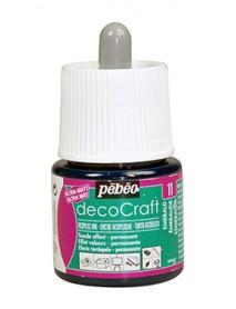 ACRYLIC INK DECOCRAFT 45ML EMERALD