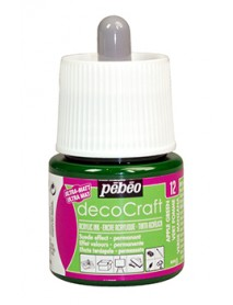 ACRYLIC INK DECOCRAFT 45ML APPLE GREEN