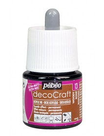ACRYLIC INK DECOCRAFT 45ML WOODY