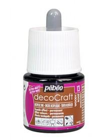 ACRYLIC INK DECOCRAFT 45ML WOODY