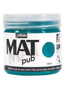 MAT PUB 140ML DUCK GREEN
