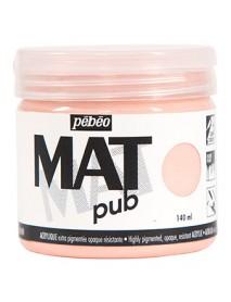 MAT PUB 140ML BRIGHT PINK