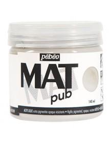 MAT PUB 140ML WARM GREY