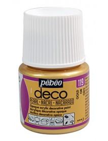 DECO PEARL 45ML GOLD