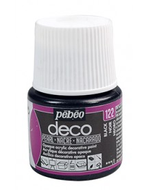 DECO PEARL 45ML BLACK