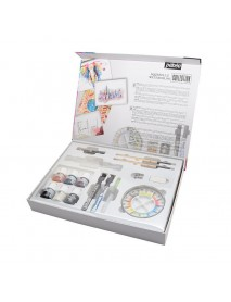 WATERCOLOR COLLECTION BOX