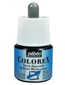 WATERCOLOR INK COLOREX 45ML TURQUOISE