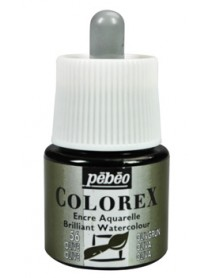 WATERCOLOR INK COLOREX 45ML OLIVE GREEN