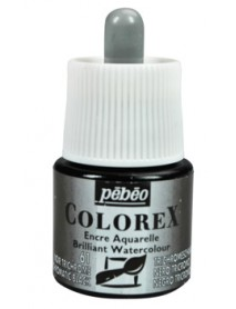 WATERCOLOR INK COLOREX 45ML TRICHOMATIC