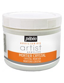 ACRYLIC CRYSTAL MORTAR 500ML
