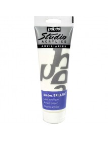 ACRYLIC STUDIO BINDEX 250ML