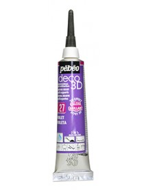 DECO 3D GLOSS 20ML VIOLET