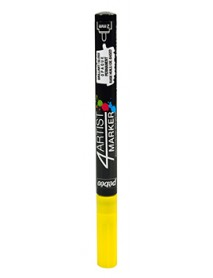 4ARTIST MARKER 2MM YELLOW