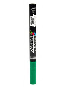 4ARTIST MARKER 2MM DARK GREEN