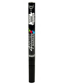 4ARTIST MARKER 2MM  BLACK