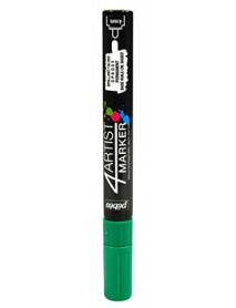4ARTIST MARKER 4MM DARK GREEN