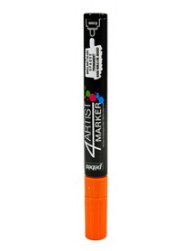4ARTIST MARKER 4MM ORANGE
