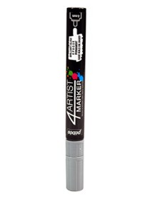 4ARTIST MARKER 4MM GREY