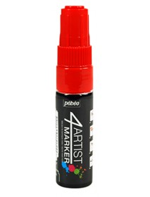 4ARTIST MARKER 8MM RED