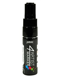 4ARTIST MARKER 8MM BLACK