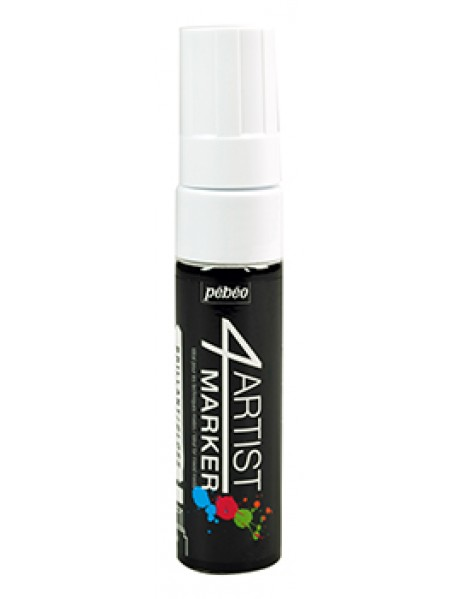4ARTIST MARKER 15MM WHITE