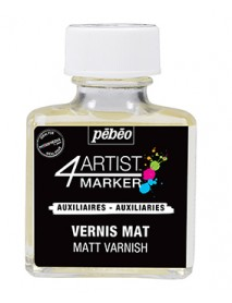 4ARTIST MARKERS MAT VARNISH 75ML