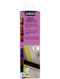 DISCOVERY KIT DECO MAT 6X20ML
