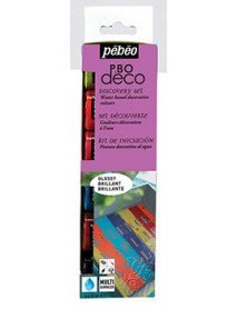 DISCOVERY KIT DECO GLOSS 6X20ML