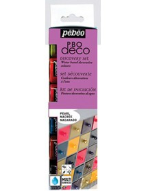 DISCOVERY KIT DECO PEARL 6X20ML