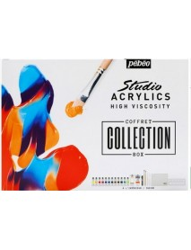ACRYLIC COLLECTION GIFT BOX