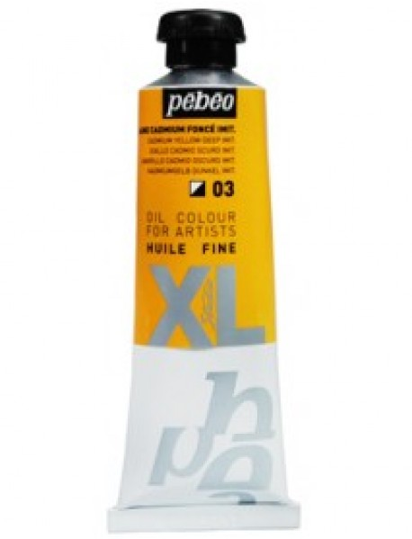 STUDIO XL 20ML CADMIUM YELLOW DEEP HUE