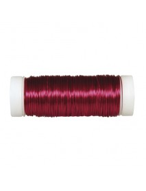ΣΥΡΜΑ  WINE-RED 0,30ΜΜ 50Μ