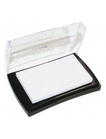 Pigment ink-pad, transparent