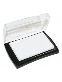 Pigment ink-pad, transparent
