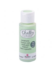 Chalky Finish for glass, jade, bottle 59ml