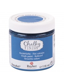 Chalky Finish, azure, Can 118ml