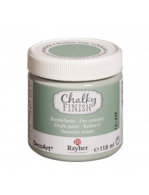 Chalky Finish, mint green, Can 118ml