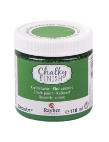 Chalky Finish, evergreen 118ml