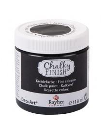Chalky Finish, ebony 118ml